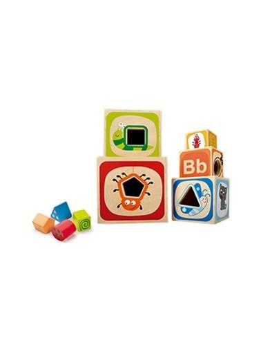 İmaginarium Eğitsel Ahşap Oyuncaklar Renkli